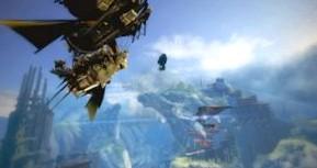 Guns of Icarus Alliance: новые режимы, карты и большие дирижабли