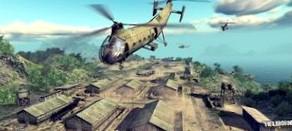 Heliborne – боевые действия с использованием винтокрылой авиации