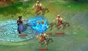 Hero Rage – герои из Dota 2 и Warcraft
