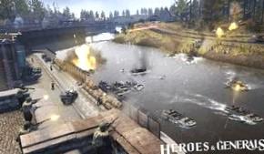 Heroes and Generals – военный онлайн шутер