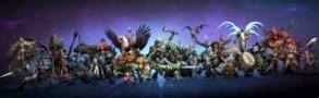 Heroes of the Storm: Прихорашивание персонажей