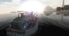 Hide & Hold Out – H2o. Акулы, затопленные города, нефтяные войны – что может быть лучше?