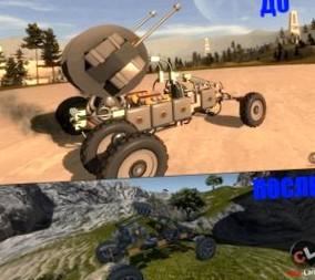 Homebrew: Vehicle Sandbox растет и развивается
