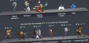 Humble Jumbo Bundle пополнился еще несколькими кооперативными играми