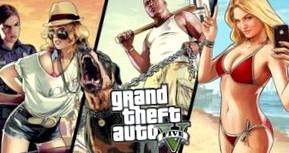 Игра GTA V побила аж 7 рекордов Гиннеса