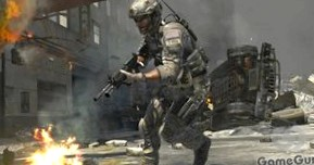 ИгроМир'11: Call of Duty: Modern Warfare 3