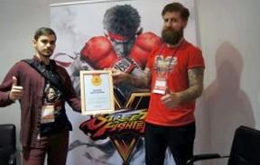 Игромир 2015: Интервью с бренд-менеджером Street Fighter 5