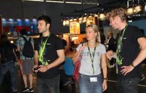 Игры будущего вместе с NVIDIA на Gamescom 2015