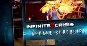 Infinite Crisis: Чудодейственная красота