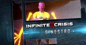Infinite Crisis: Незеленый фонарь