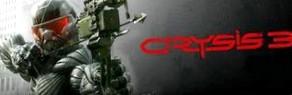 Информация о Crysis 3, все подробности, скриншоты и видео