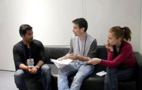 Интервью по игре Rabbids Invasion: The Interactive TV Show