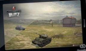 Интервью по World of Tanks Blitz