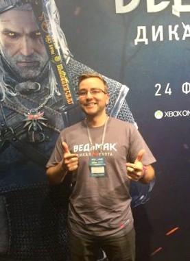Интервью с разработчиком The Witcher 3. Об успехах и страсти.