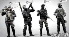 Изменения в классах и оружии Battlefield 4