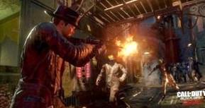 Кинематографичные зомби в Call of Duty Black Ops 3. Кооперативный режим Shadows of Evil