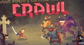 Кооперативный рогалик Crawl - превью и базовая информация по игре
