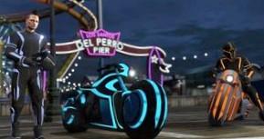 Красивый Трон в GTA Online: новый режим и стильный мотоцикл