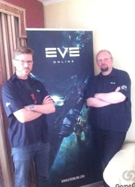 КРИ'12: Интервью с создателями EVE Online
