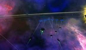 Legends of Azulgar – создание флота и колонизация планет