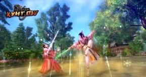 Легенды Кунг Фу: Раздача ключей от Coop-Land