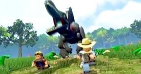 LEGO Jurassic World - грядущее лего-приключение с динозаврами