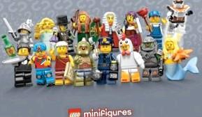 LEGO Minifigures Online: Для детей маленьких и больших