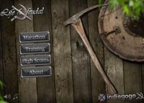 Life is Feudal: Серп и меч