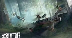 Liftoff – строим летающие дроны, испытываем в мультиплеере