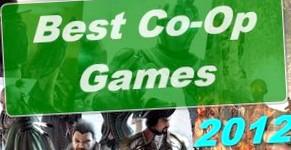 Лучшая 10ка кооперативных игр 2012 года