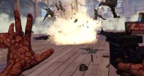 Лучшая анимация рук в играх от первого лица
