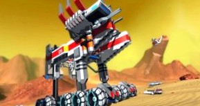 Мегаботы в Robocraft и подарок для участников Coop-Land