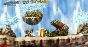 Metal Slug XX: Обзор (PSP)