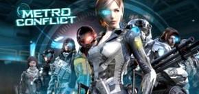 Metro Conflict – модернизированный CS:GO