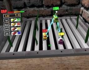 Micro Machines V4: Обзор игры