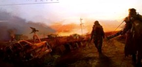 MMORPG The Skies. Fallout по-украински