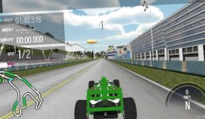 Money Racing – простые гонки в браузере