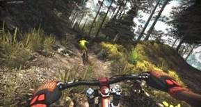 MTBFreeride - симулятор езды на горном велосипеде