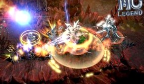 MU Legend – ММОРПГ в духе Diablo
