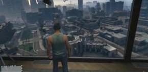 Мультиплеерный геймплей в ролике Grand Theft Auto V и новые детали