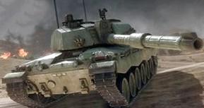 Начинается ЗБТ Armored Warfare