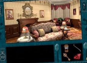 Nancy Drew: Message in a Haunted Mansion: Прохождение игры