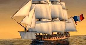 Naval Action появилась в раннем доступе в Steam