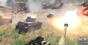 Наземная техника War Thunder теперь доступна всем бесплатно