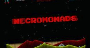 Necromonads - крайне олдскульная космическая аркада