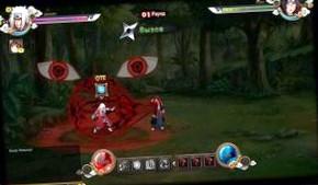 Ninja saga – ярко, сочно, в полном соответствии со стилем