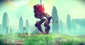 No Man's Sky – геймплей с E3 и новые подробности песочницы вселенского масштаба