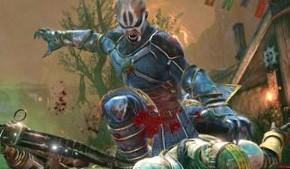 Nosgoth – сессионный боевик про людей и вампиров