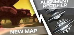 Новая карта и повреждения в Robocraft + премиум-код для всех кооп-лэндовцев