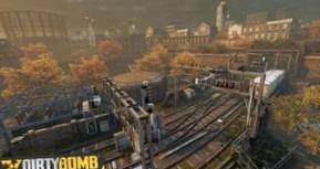 Новые карты в Dirty Bomb